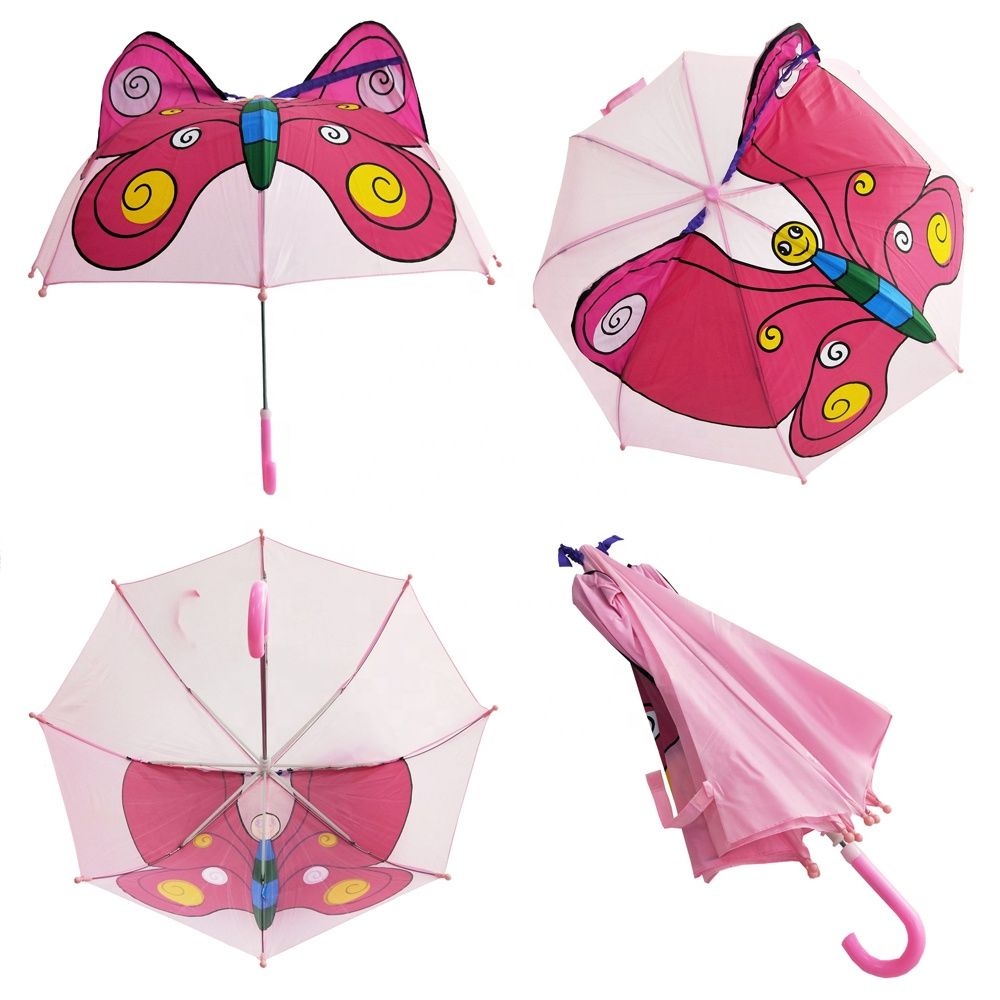 Animal shaped kids umbrella CU09